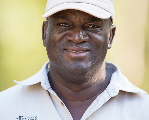 Renias Mhlongo - Master Tracker